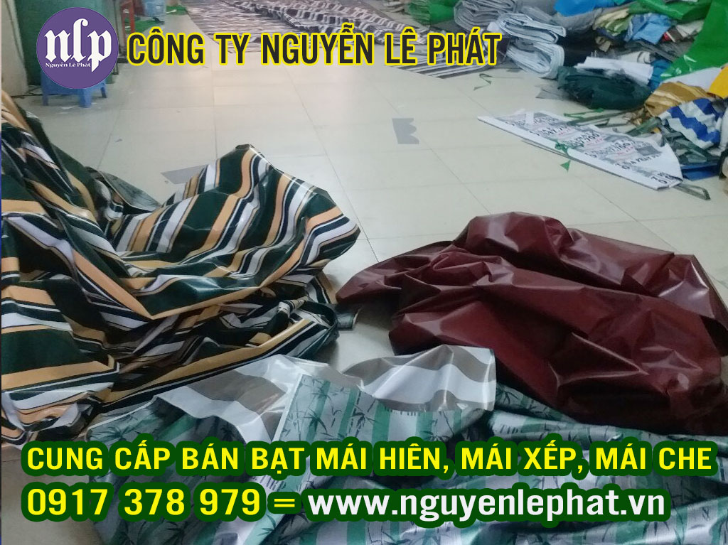 Chuyên thi công lắp đặt mái che mái hiên, bạt kéo mái xếp giá rẻ tại TPHCM uy tín