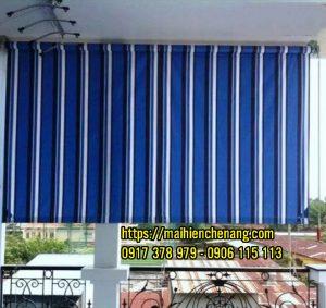 Bảng Giá Bạt Che Nắng Mưa Tự Cuốn, Thi Công Lắp Đặt Mái Mái Che Tại Sài Gòn HCM Giá Rẻ