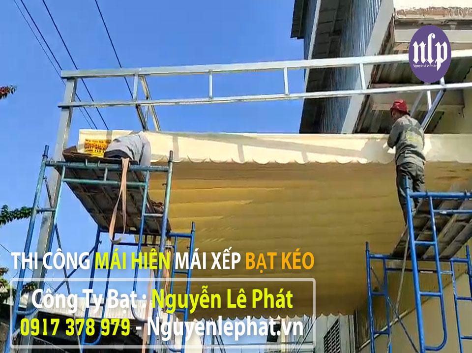 Cơ sở mái hiên di động giá rẻ chúng tôi chuyên nhận tháo dỡ, di đổi, lắp đặt các loại mái hiên, mái che, mái xếp, mái kéo di động