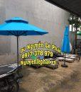 Dù Che Nắng Quán Cafe Giá Rẻ – Bảo Hành 12 Tháng Miễn Phí