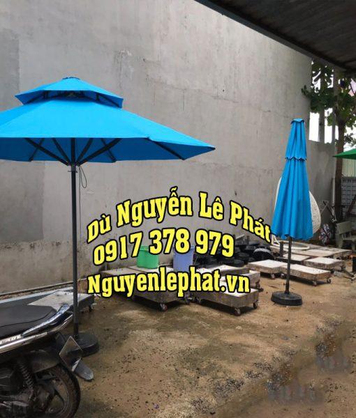 Dù Che Nắng Quán Cafe Giá Rẻ - Bảo Hành 12 Tháng Miễn Phí