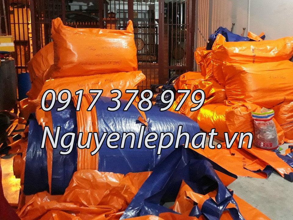 Bảng Giá Bạt Xanh Cam 2 Da Biên Hòa tại Long An